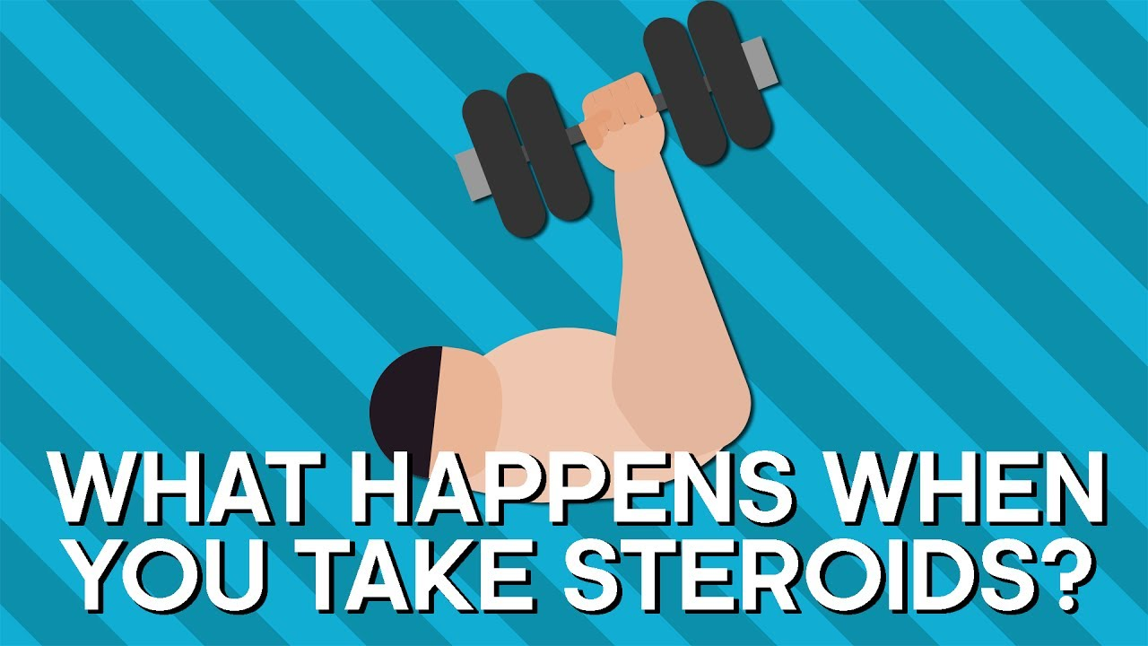 What Happens When You Take Steroids? | Earth Lab