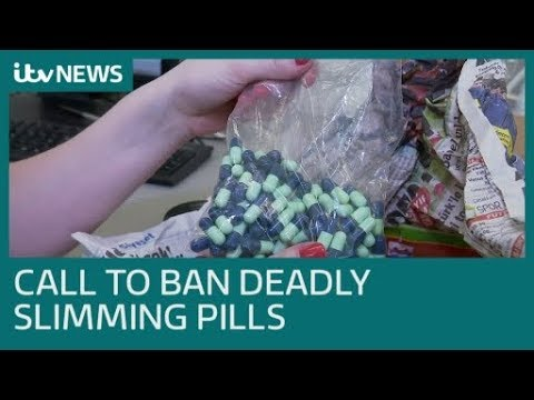 Toxic 'slimming pill' kills five men in six months, ITV News finds