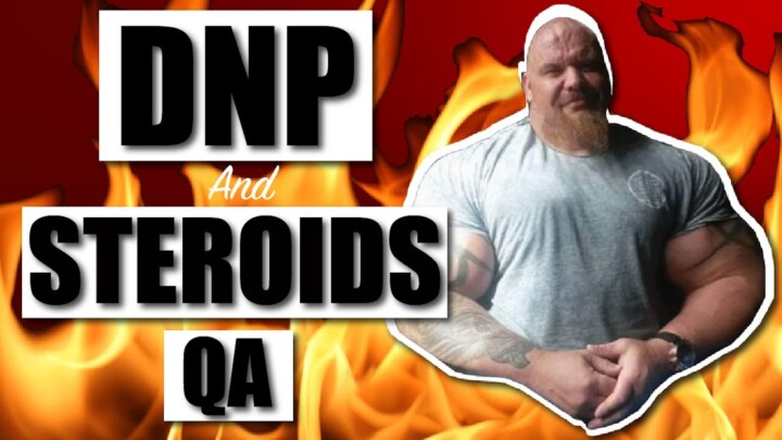 DNP – DINITROPHENOL – DRUGS N STUFF BODYBUILDING PODCAST 83 STEROID PROFILES