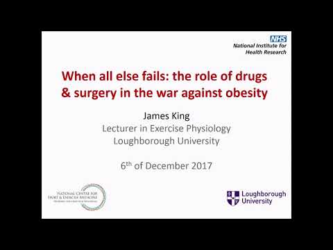 When all else fails: the role of drugs and surgery in the war against obesity