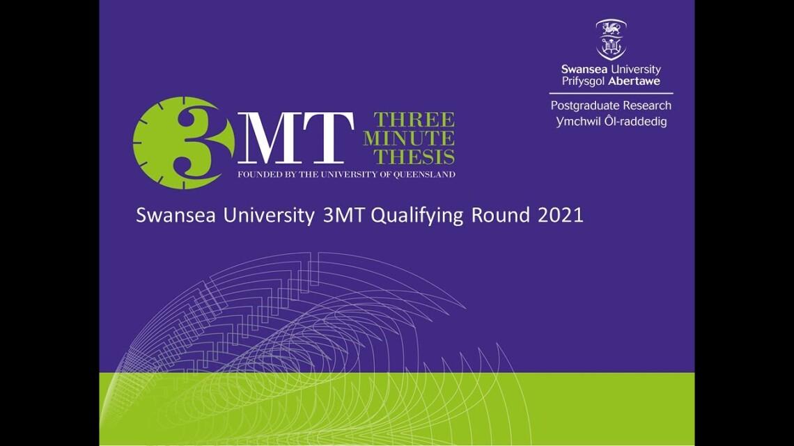 3MT Qualifying Round 2021