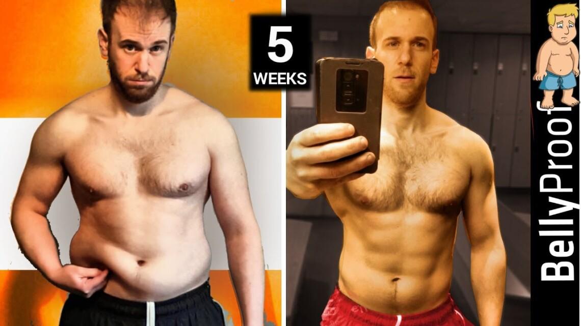 5 Weeks Body Transformation – Fitness Challenge