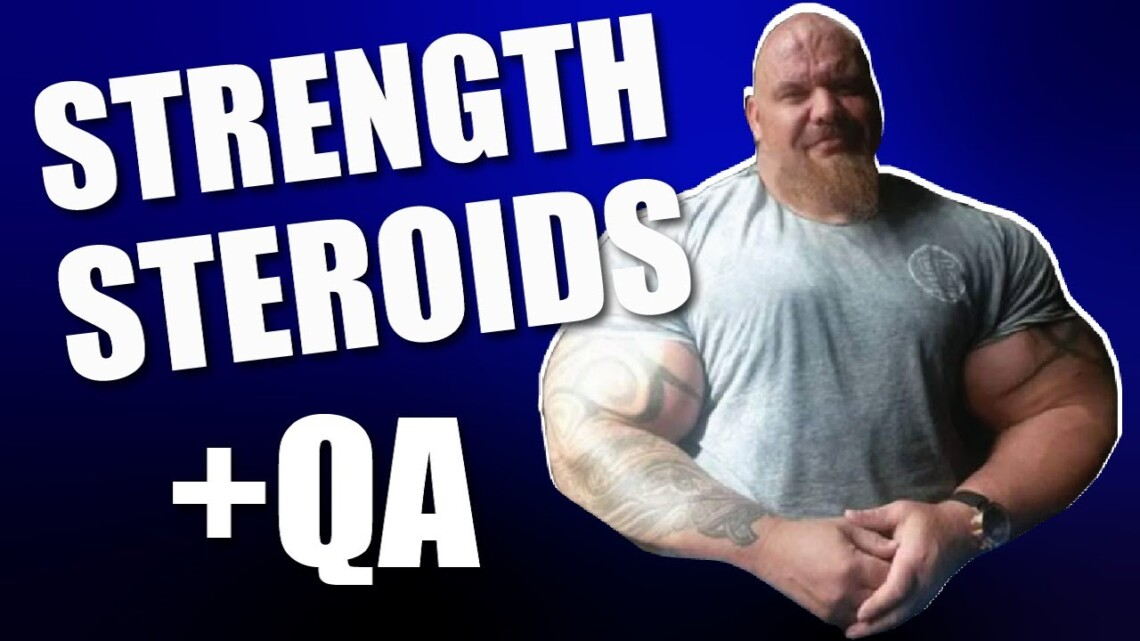 STEROIDS FOR STRENGTH, SHOULDER TRAINING, DECA BRIDGE – DRUGS N STUFF 75 – BODYBUILDING PODAST