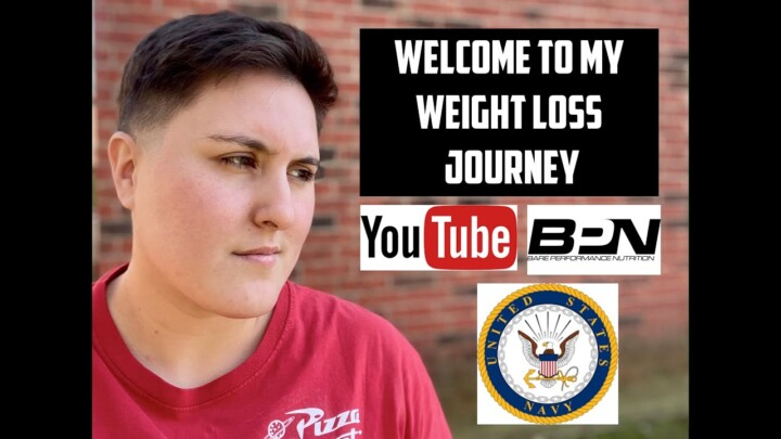 My Weight Loss Journey to Join the U.S. Navy