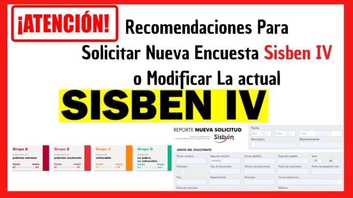 ✅COMO BAJAR EL PUNTAJE DEL NUEVO SISBEN IV  #SisbenIV #Sisben4