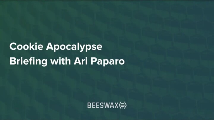 Cookie Apocalypse: Briefing with Ari Paparo, Feb 5, 2020 (US)