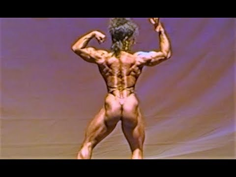 Deborah Compton (AUS), NABBA World 1993 – Miss Physique Overall Winner
