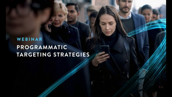 AUDIENCEX Webinar: The Top Programmatic Targeting Strategies of 2021