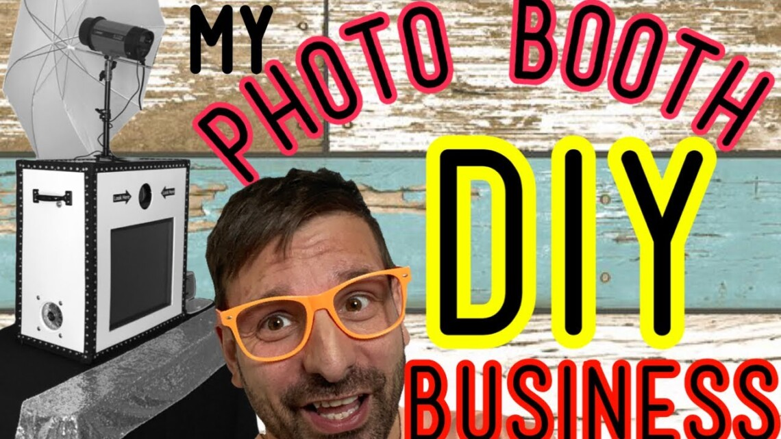 DIY Photo Booth Business – How To – What's Inside A Photo Booth –