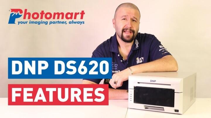 DNP DS620 BEST DYE-SUB PRINTER
