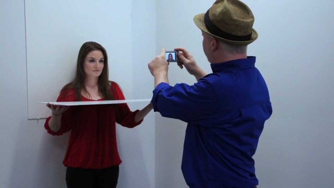 How to take Better Quality Passport Photos with a Digital Point & Shoot Camera