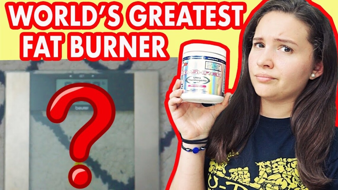 I Tried The World's #1 Fat Burner for Weight Loss   1 Week Results