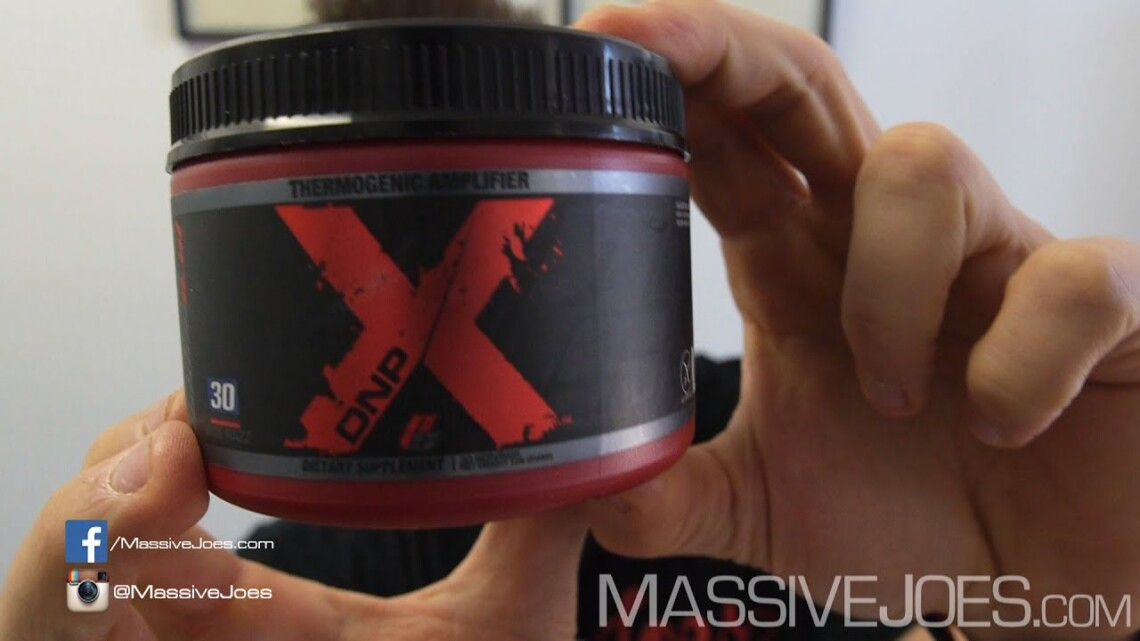 ProSupps DNPX Thermogenic Fat Burner Supplement Review – MassiveJoes.com Pro Supps Stimulant DNP